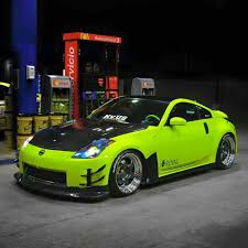 nissan 350z wont start ready to pounce revolfe 350z via modified magazine 350z