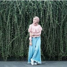 blouse wanita 10 model blus wanita masa kini edisi terbaru yang lagi trend