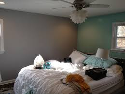 Bedroom Wall Colors Wood Furniture Retro Ranch Reno Painting Round 2