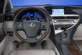 lexus rx 450h top gear review lexus rx 450h interior 2010 img 2 it u0027s your auto world new