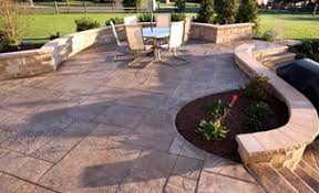 How Much Is A Stamped Concrete Patio by How Much Is A Stamped Concrete Patio Home Design Ideas And Pictures