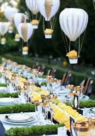 hot air balloon decorations hot air balloon inspired decorations that will take you to cloud