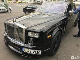 roll royce phantom 2016 rolls royce phantom mansory conquistador 5 october 2016 autogespot