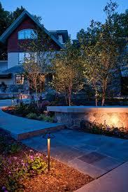 Craftsman Led Lig Landscape Lighting Ideas Landscape Craftsman With Path Light