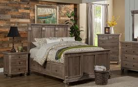 Driftwood Bedroom Furniture by Bradley U0027s Furniture Etc Utah Rustic Bedroom Furniture