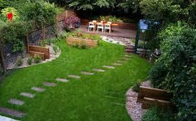 Landscaping Ideas For Large Backyards Backyard Landscape Ideas