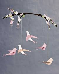 halloween wedding ideas martha stewart bird mobile u0026 video martha stewart