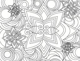 complex coloring pages free printable background coloring complex