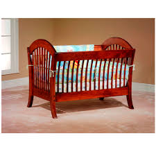 Bedford Baby Crib by Amish Made Baby Furniture In Lancaster County Pa