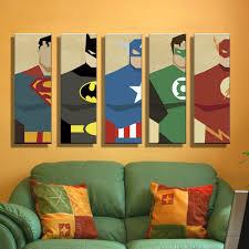 Super Cheap Home Decor Online Get Cheap Superman Cartoon Pictures Aliexpress Com