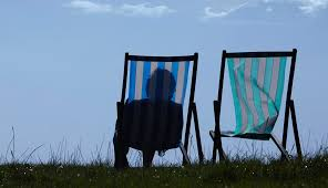 What Is A Lawn Chair Caregiver Support For Death Loss Grieving A Loved One