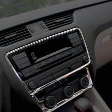 Accessories For Cars Interior Car Styling Interior Dashboard Center Console Cd Decoration Cover