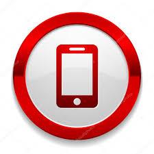phone icon u2014 stock vector newartgraphics 42189193