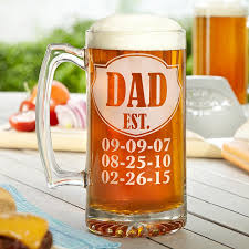 fathers day personalized gifts established oversized mug