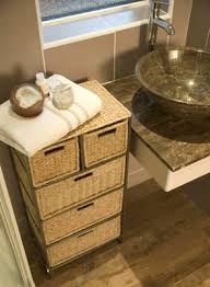 Seagrass Bathroom Storage Store Seagrass Drawer Unit