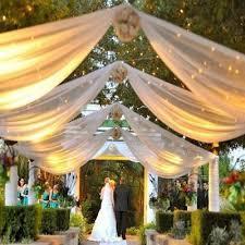 tenture plafond mariage les 25 meilleures idées de la catégorie tenture mariage sur