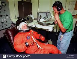 sts 95 payload specialist h glenn jr a u s senator from
