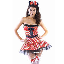 Halloween Mickey Mouse Costume Shop 2014new Fancy Mickey Mouse Halloween Costume Strapless