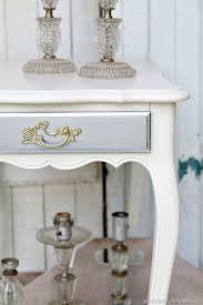 287 best metallic painted furniture images on pinterest metallic