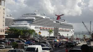 carnival splendor cruise ship profile
