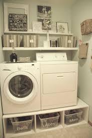 Small Laundry Room Decor Mesmerizing Small Mudroom Laundry Room Ideas Photo Design Ideas
