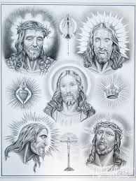 colored jesus tattoos designs tattoo ideas in 2017