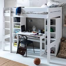 hochbett mit schreibtisch und sofa die besten 25 hochbett mit schrank ideen auf