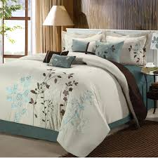 Grey And Teal Bedding Sets Teal And Brown Bedding