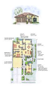 Adobe Floor Plans by 50 Best Southwest House Plans Images On Pinterest Floor Plans