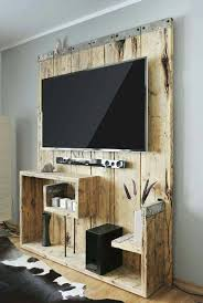 How To Make A Table Out Of Pallets The 25 Best Pallet Tv Stands Ideas On Pinterest Modern Tv
