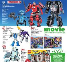transformers prominently featured in both toysrus and walmart