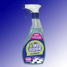 stikatak vinyl floor cleaner spray removes dust and dirt on lino