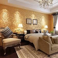 papier peint chambre à coucher papier peint intisse design renoncule patate de chambre à