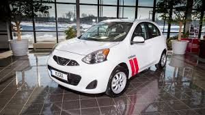 nissan micra in usa nissan micra gains cup edition with sporty upgrades