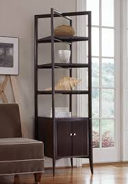 contemporary bookcaseis modern bookshelves doherty house