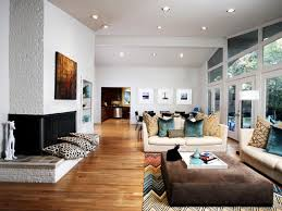 Living Room With High Ceiling by Photo Page Hgtv