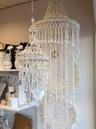 Chandelier Decorating Ideas White Chandelier Capiz Editonline Us