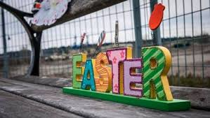 Religious Outdoor Easter Decorations by The House Bunny Easter U002713 Edition Mnn Mother Nature Network