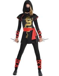 Halloween Costumes 7 Girls 10 Ninja Costumes Ideas Ninja Mask Ninja