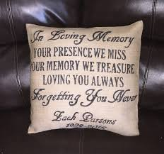 personalized remembrance gifts sympathy gift in memory of memorial gift