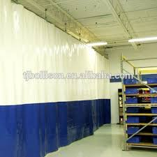 pvc industrial curtains warehouse divider curtain room divider