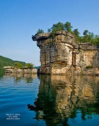 West Virginia lakes images Kayaking jpg