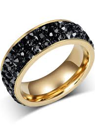 Steel Wedding Rings by 18k Gold Plated Stainless Steel Wedding Rings For Women