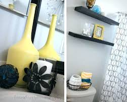 Yellow And Grey Bathroom Ideas Yellow And Gray Bathroom Ideas Cafedream Info