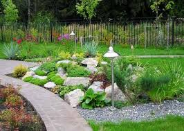 awesome rock garden design plans 17 best ideas about rock garden