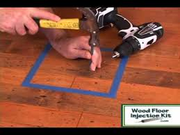 dritac repair kit fixing engineered floor pops and squeaks