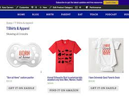 how to maximize earnings through a zazzle designer store