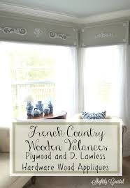 Best  Wooden Valance Ideas On Pinterest Valances For Living - Bedroom window valance ideas