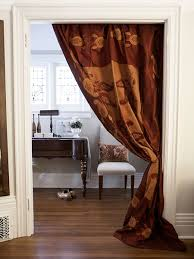 Hallway Door Curtains Create A Foyer With Curtains Trgn A4db19bf2521