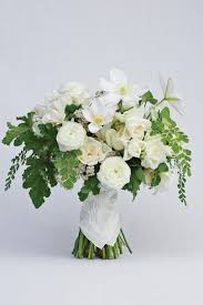 white bouquet wedding bouquet southern living